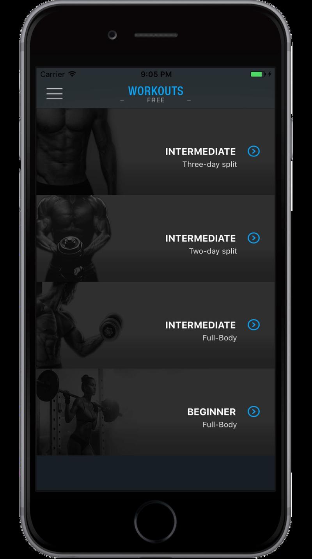 udvikling af apps